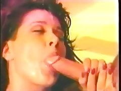 Affectionate dame gives a superb blowjob then get her anal bonked